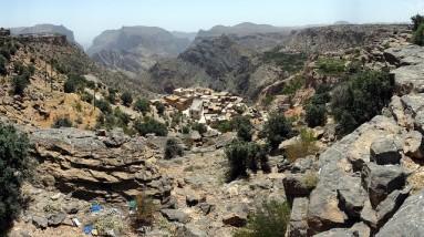 Jabal al Akhdar, Oman