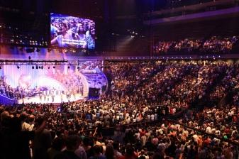 Lakewood Church, Houston, United States