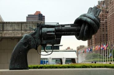UN Headquarters, New York City, United States