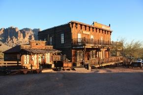 Goldfield Ghost Town, Arizona, United States