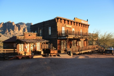 Goldfield Ghost Town, Arizona, United States