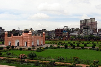 Lalbagh Fort, Old Dhaka, Bangladesh