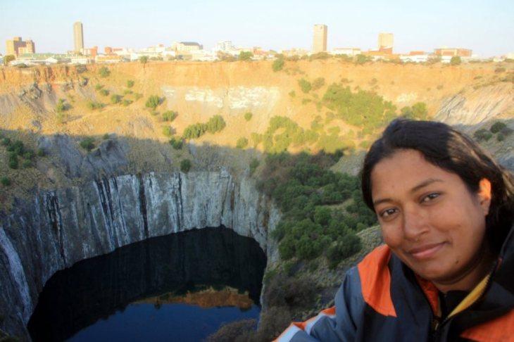 Big Hole, Kimberley