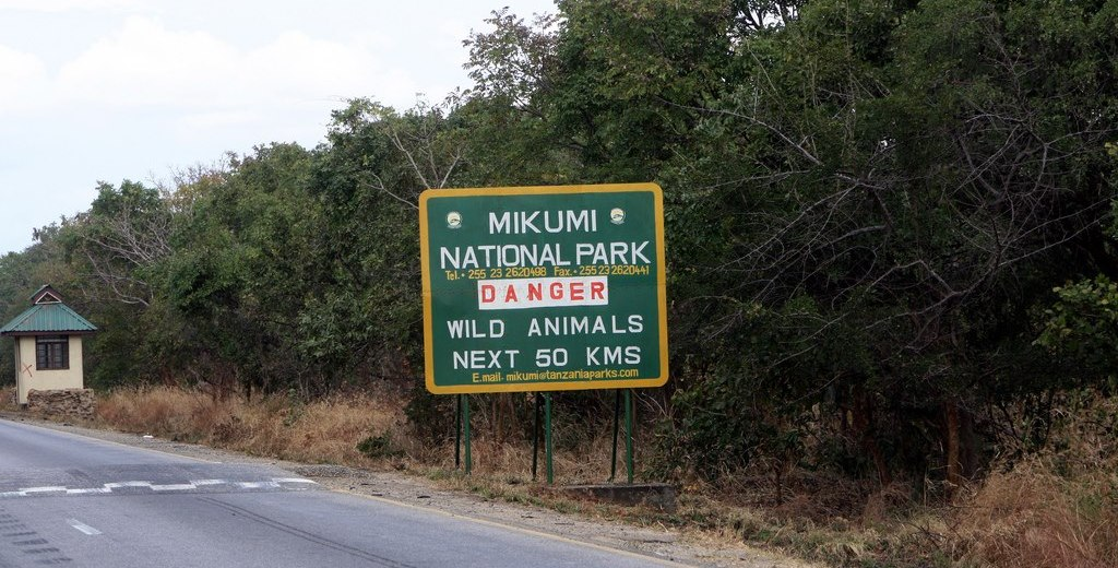 Mikumi National Park