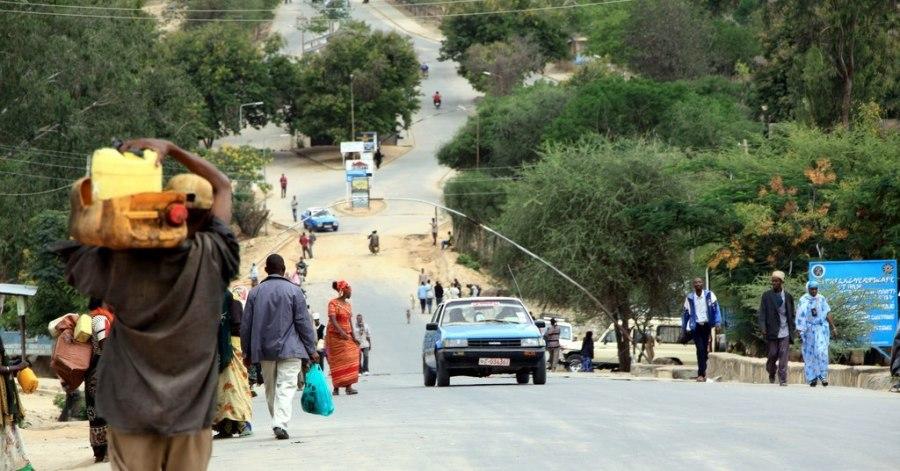 Moyale border