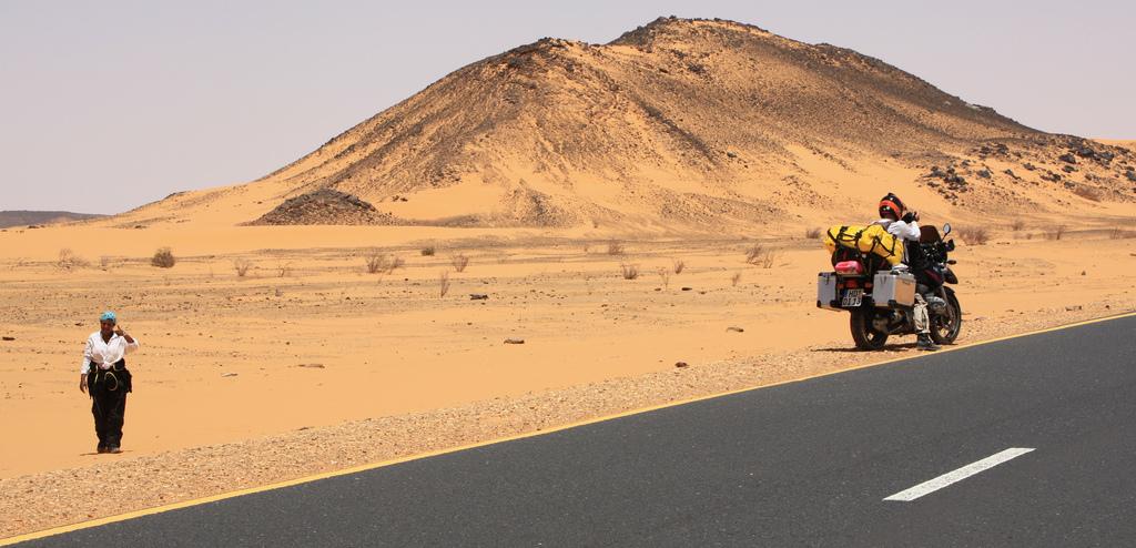 Sudanese desert