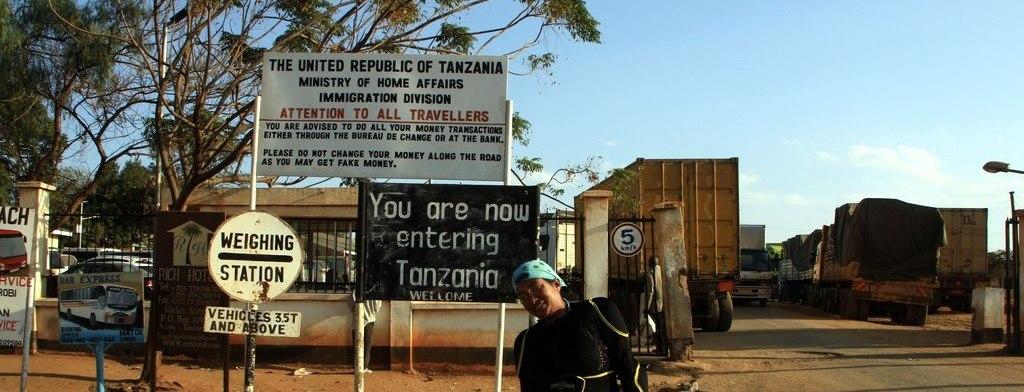 Tanzania border