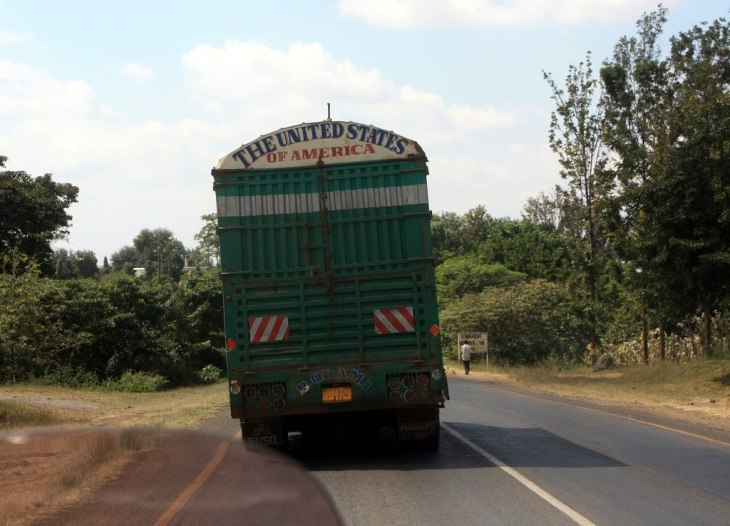 Tanzania truck