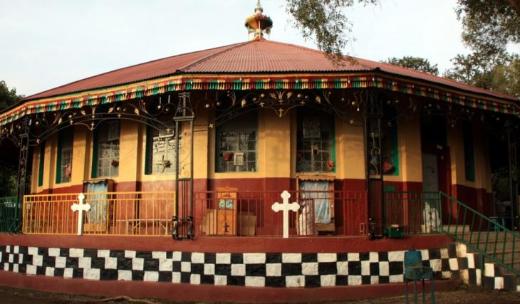 Tekla Haimonot's church