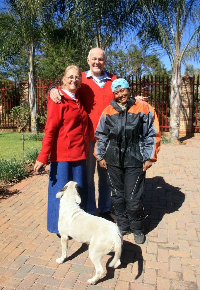 Tonie & Leentjie, Pretoria