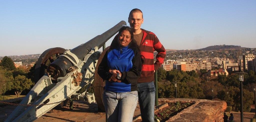 Union Buildings, Pretoria