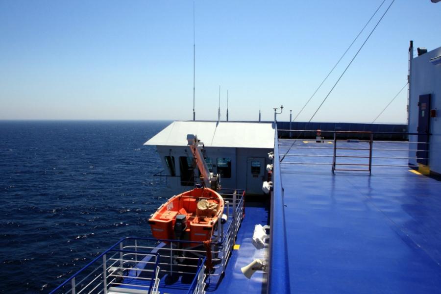 Venice-Alexandria ferry