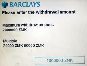Zambia ATM