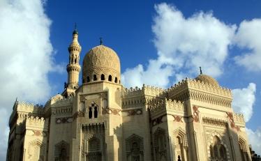 Abu al-Abbas al-Mursi Mosque