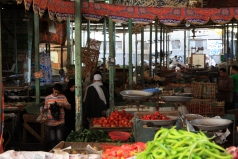 Market in Islamic Cairo