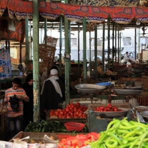 Market in Islamic Cairo