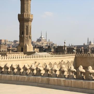 Mosque in Islamic Cairo