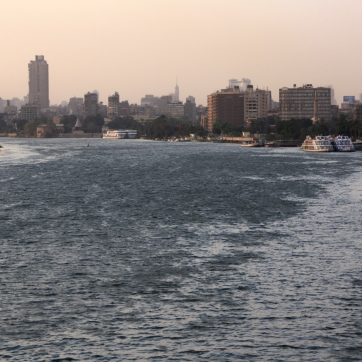 Nile in Cairo
