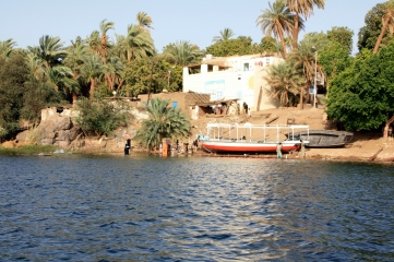 Nubian village near Aswan