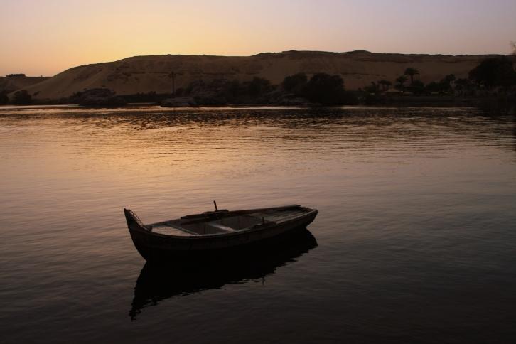 River Nile, Aswan