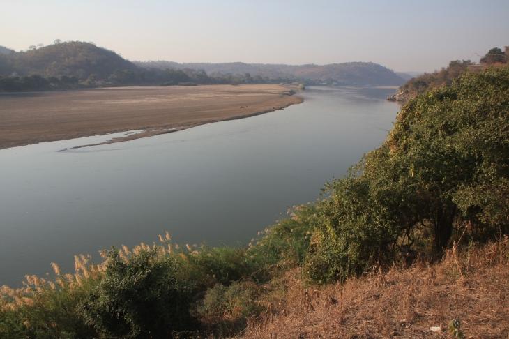 Luangwa River, Zambia