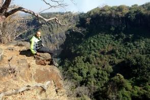 Zambezi River valley