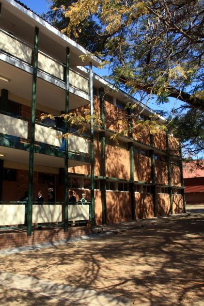 Hoërskool Wagpos