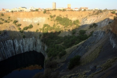 The Big Hole, Kimberley