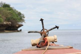 Changuu Island in Tanzania