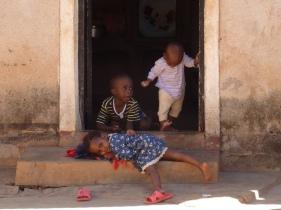 Children in Morogoro, Tanzania