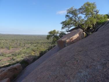 Enchanted Rock in Texas