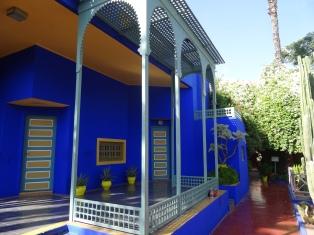 Jardin Majorelle, Marrakesh