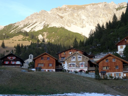 Malbun, Liechtenstein