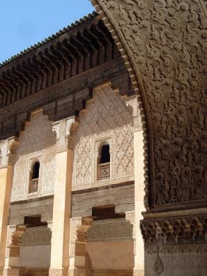Medersa Ben Youssef, Marrakesh