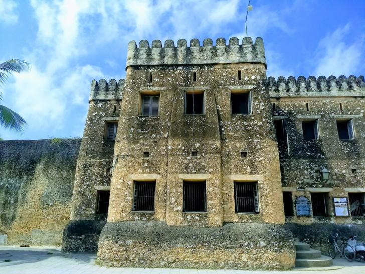 Old Fort in Stone Town, Zanzibar