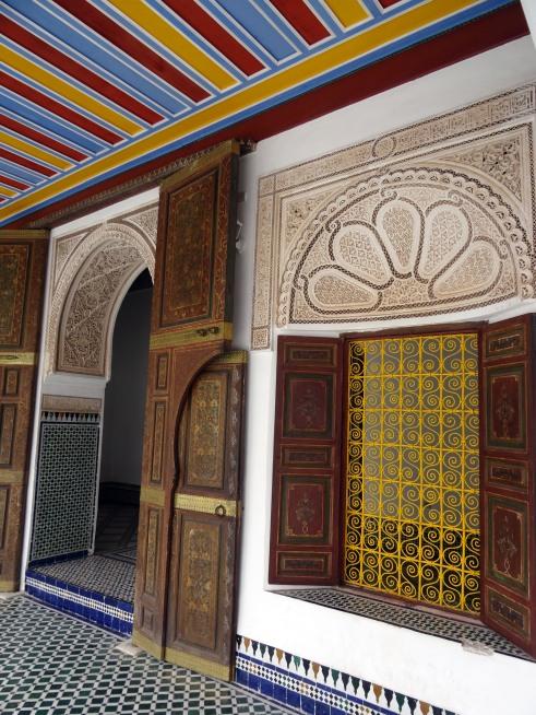 Palais de la Bahia, Marrakesh