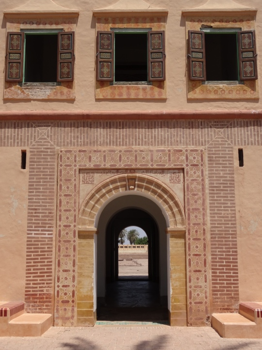Pavillon de la Ménara, Marrakesh