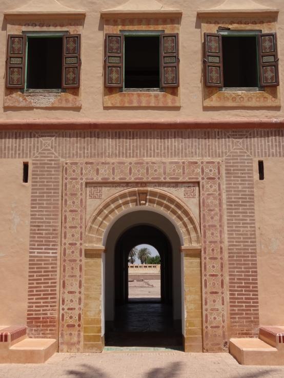 Pavillon de la Ménara, Marrakesh