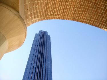 Williams Tower in Houston, Texas