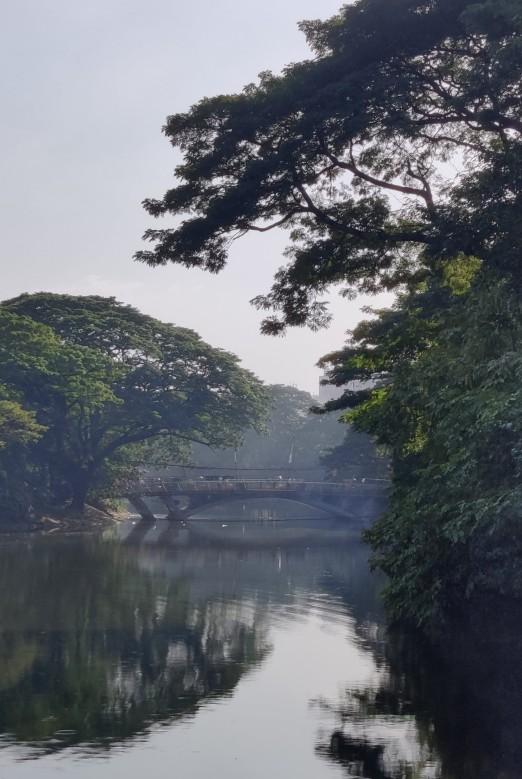 Dhanmondi Lake, Dhaka