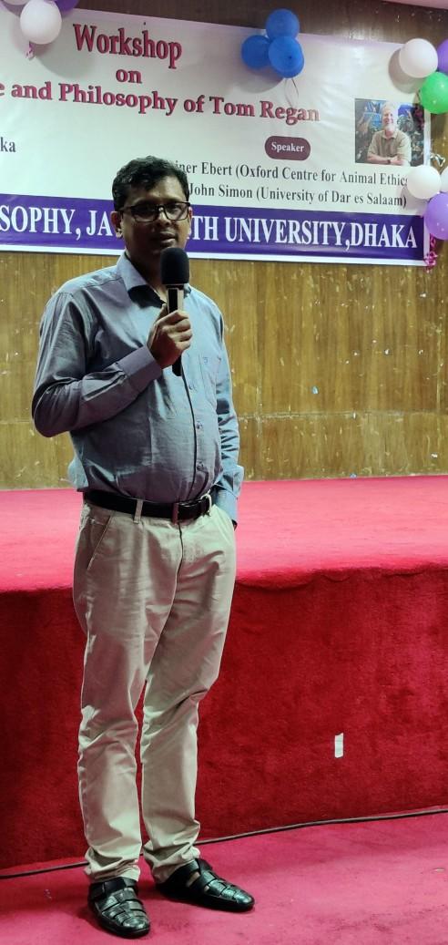 Professor Siddhartha Shankar Joarder