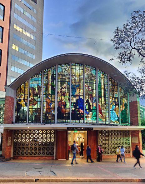 Capilla Nuestra Señora del Pilar, Bogotá, Colombia