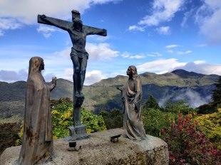 Station of the Cross, Monserrate, Bogotá, Colombia